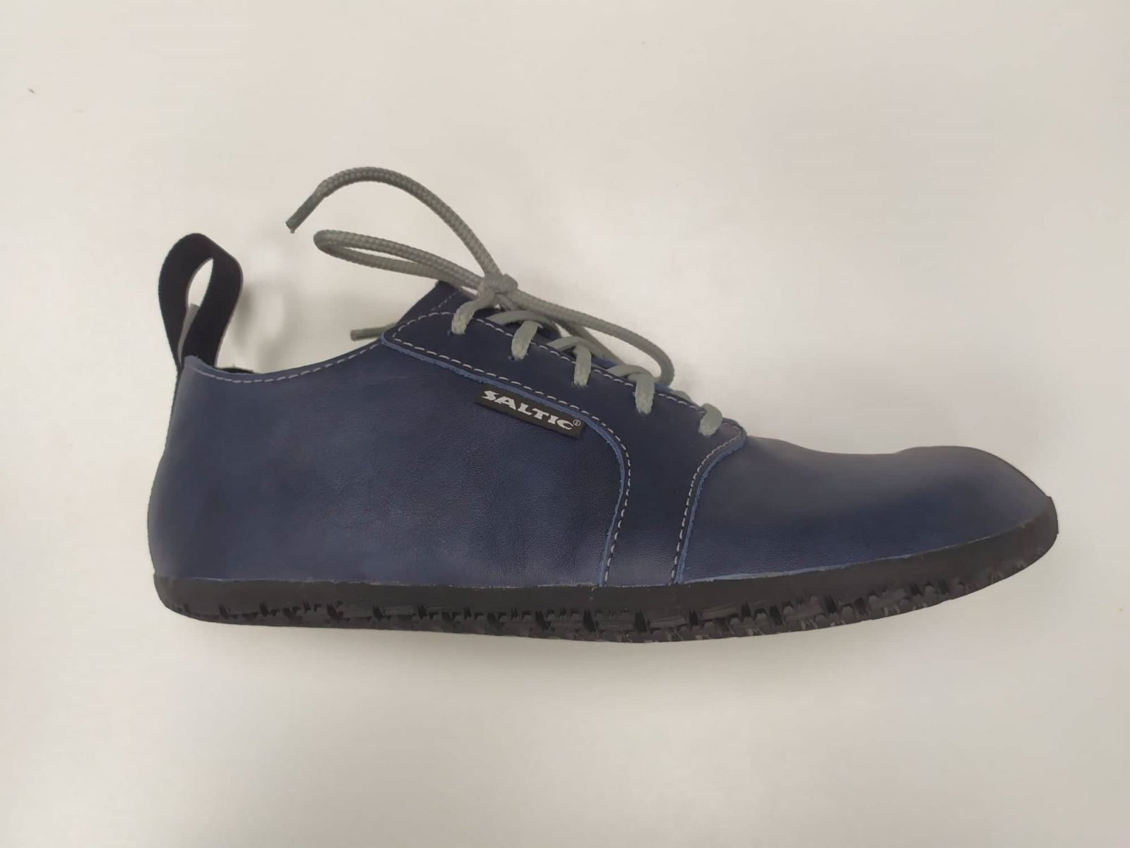 Barefoot Barefoot boty Saltic FURA NEWPORT BLUE bosá