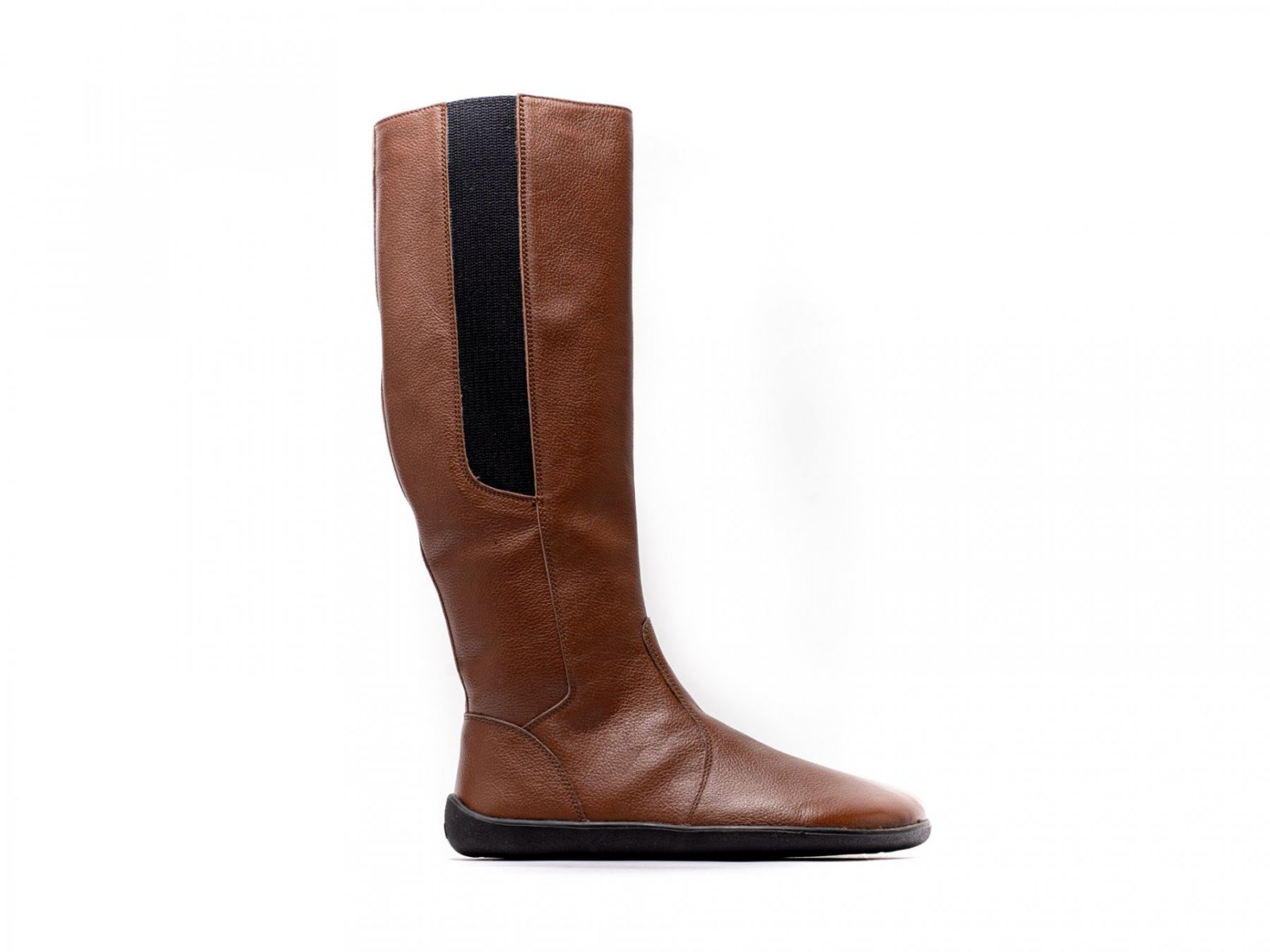 Barefoot Barefoot kozačky Be Lenka Sierra – Brown bosá