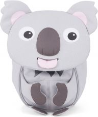 Backpack for the smallest Affenzahn Karel Koala small - gray