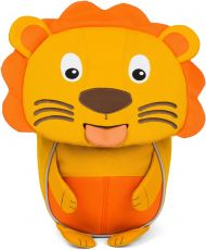 Backpack for the smallest Affenzahn Lena Lion small - yellow