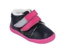 Barefoot Beda Barefoot El zimní boty s membránou bosá