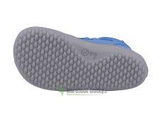 Barefoot Dětské zimní barefoot boty Be Lenka Penguin - Blue bosá