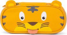 Dětský penál Affenzahn Pencil Case Timmy Tiger - yellow