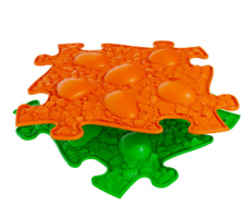 Ortopedická Podlaha MUFFIK puzzle Dino vejce měkké