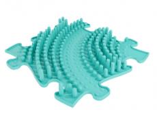 Barefoot Ortopedická podlaha MUFFIK puzzle Twister tvrdý bosá