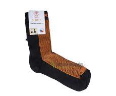 Surtex merino terry socks - thin orange | 38-41, 41-43, 43-46, 46-48