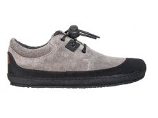 Insulated barefoot shoes Sole runner Pan gray / black | 25, 26, 27