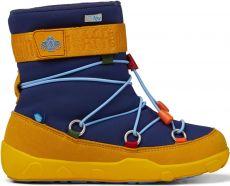 Dětské barefoot sněhule Affenzahn Minimal Snowboot Vegan Tukan - Multicolour