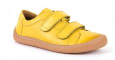 Froddo barefoot celoroční boty yellow - suché zipy