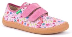 Froddo barefoot sneakers pink meadow | 35