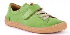 Froddo celoroční barefoot boty olive - 1 suchý zip