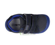 Barefoot Protetika Dony blue - textilní tenisky bosá