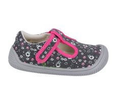 Prosthetics Kirby gray - textile sneakers / slippers