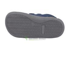 Barefoot Protetika Lars navy - celoroční barefoot boty bosá