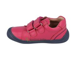 Barefoot Protetika Lars pink - celoroční barefoot boty bosá