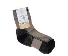 Surtex terry socks - 95% merino light brown | 38-41, 41-43