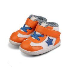 Winter boots Little Blue Lamb Beck orange | 21, 22