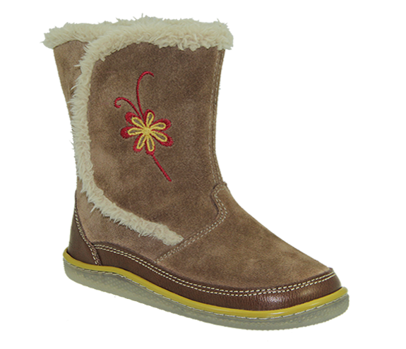 Barefoot Kidofit Camile brown bosá