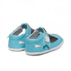 Barefoot LBL 	Bitty blue Little Blue Lamb bosá