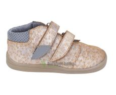 Beda Barefoot Bella - year-round shoes with a membrane | 20, 21, 23, 28, 31, 38