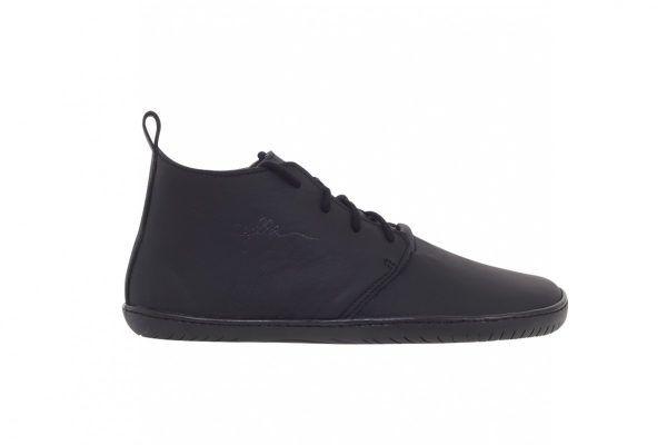 Barefoot Kotníkové boty AYLLA TIKSI černé M - širší, unisex bosá