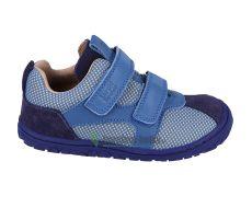 Lurchi barefoot sneakers - NEVIO NAPPA AZUL