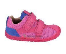 Lurchi barefoot sneakers - NEVIO NAPPA ROSA