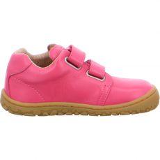 Lurchi year-round barefoot shoes - NOAH NAPPA ROSA