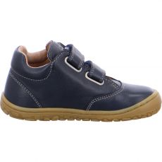Barefoot Lurchi celoroční barefoot boty - Nora nappa azul bosá