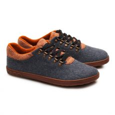 Vlněné boty ZAQQ LIQE grey toffee