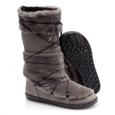 Barefoot Zimní kozačky ZAQQ TORQ Winter bosá