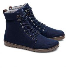 Barefoot boty ZAQQ QICE Blue