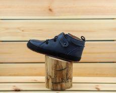 Barefoot Barefoot kožené Pegres BF32 - modrá bosá