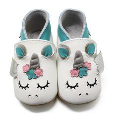 Lait et Miel unicorn slippers