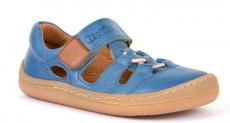 Froddo barefoot sandals Jeans - 1 Velcro | 23, 24, 29, 30