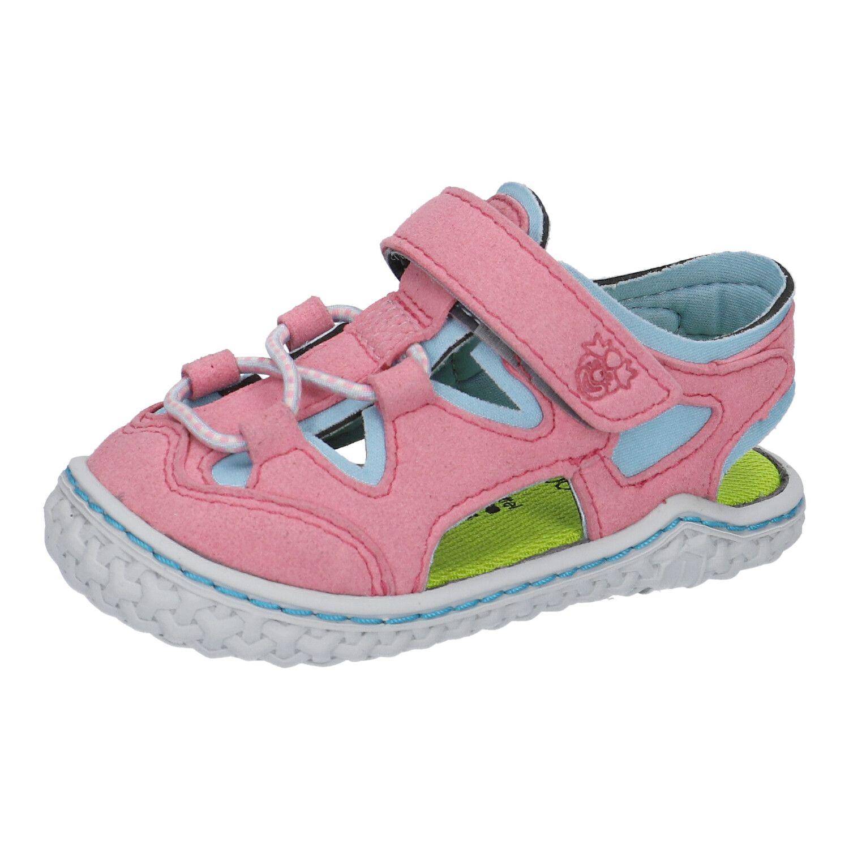Barefoot Barefoot sandálky RICOSTA Kenny rosato/turquise bosá