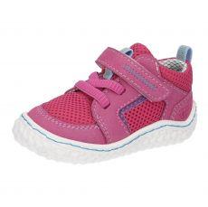 Barefoot sneakers RICOSTA Palla pop / rosada 17213-343 | 21, 22, 23, 24, 25, 26