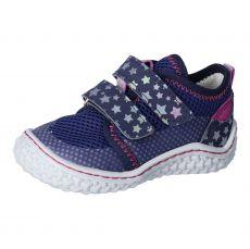 Barefoot sneakers RICOSTA Peppi nautic star 17202-183 | 20, 21, 22, 23, 26