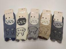 Dětské kotníkové ponožky - králík Totoro