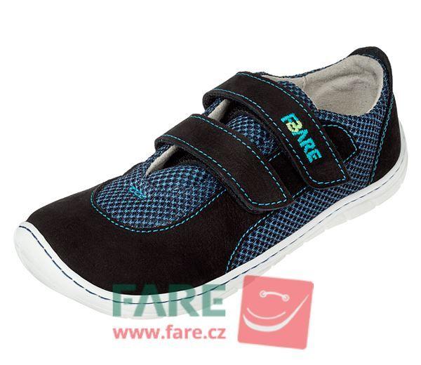 Barefoot FARE BARE DĚTSKÉ TENISKY B5416201 bosá