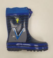 Wolf boots with a whale | 25, 29