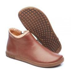Leather shoes ZAQQ CHOQQO Brown