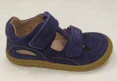 Lurchi sandals - NANDO suede Azul