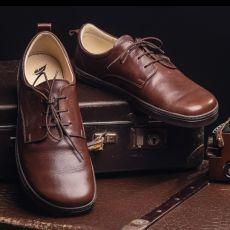Barefoot Peerko 2.0 kožené boty - SMART Business bosá