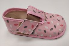 Pegres barefoot slippers BF01 pink | 26, 27, 29, 30
