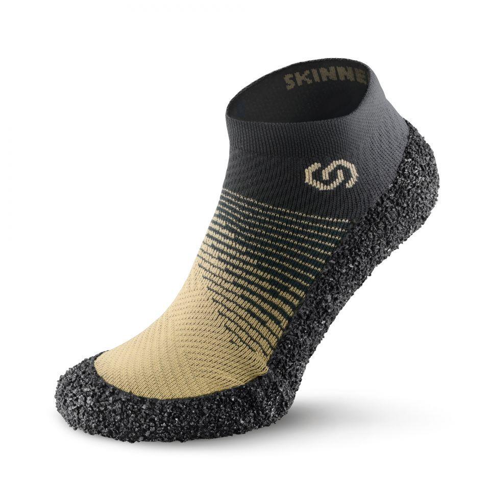 Barefoot Ponožkoboty SKINNERS 2.0 Sand bosá