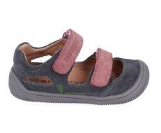 Protetika barefoot sandals Berg grigio | 19, 20, 21, 22, 23, 24, 25, 26, 27, 30, 31, 32, 33, 34, 35