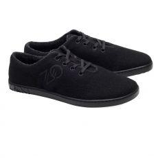 Wool shoes ZAQQ LIQE black