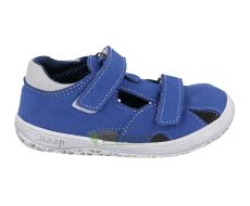 Jonap barefoot B8 sandals blue MF slim