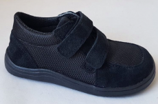 Baby Bare Shoes Febo Sneakers Black   25
